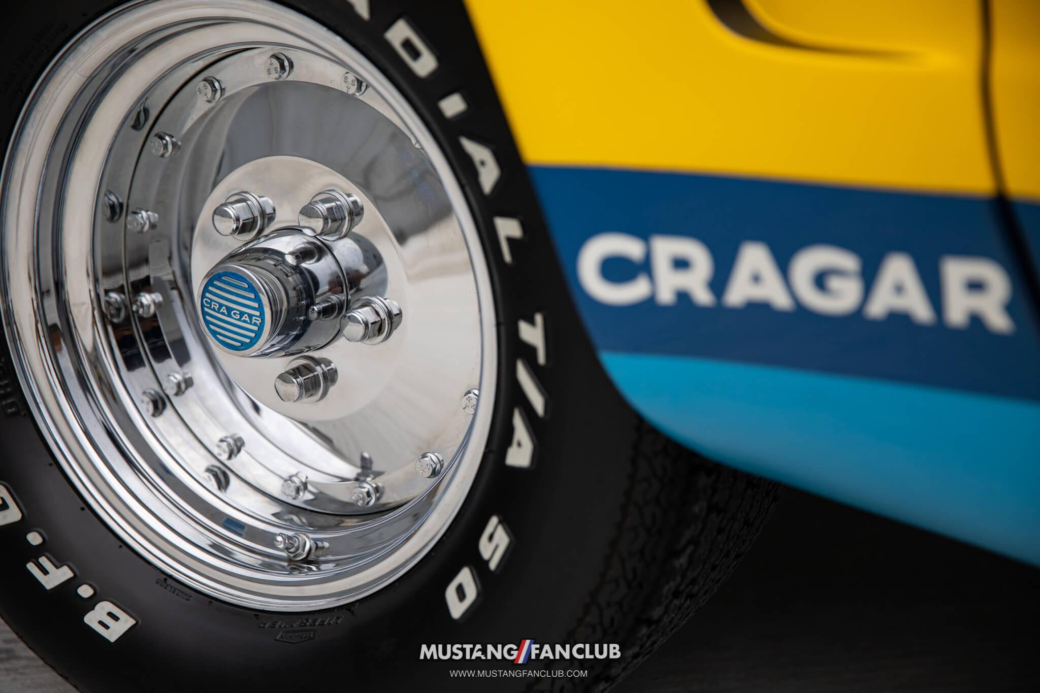 Monroe Handler Crager Wheels