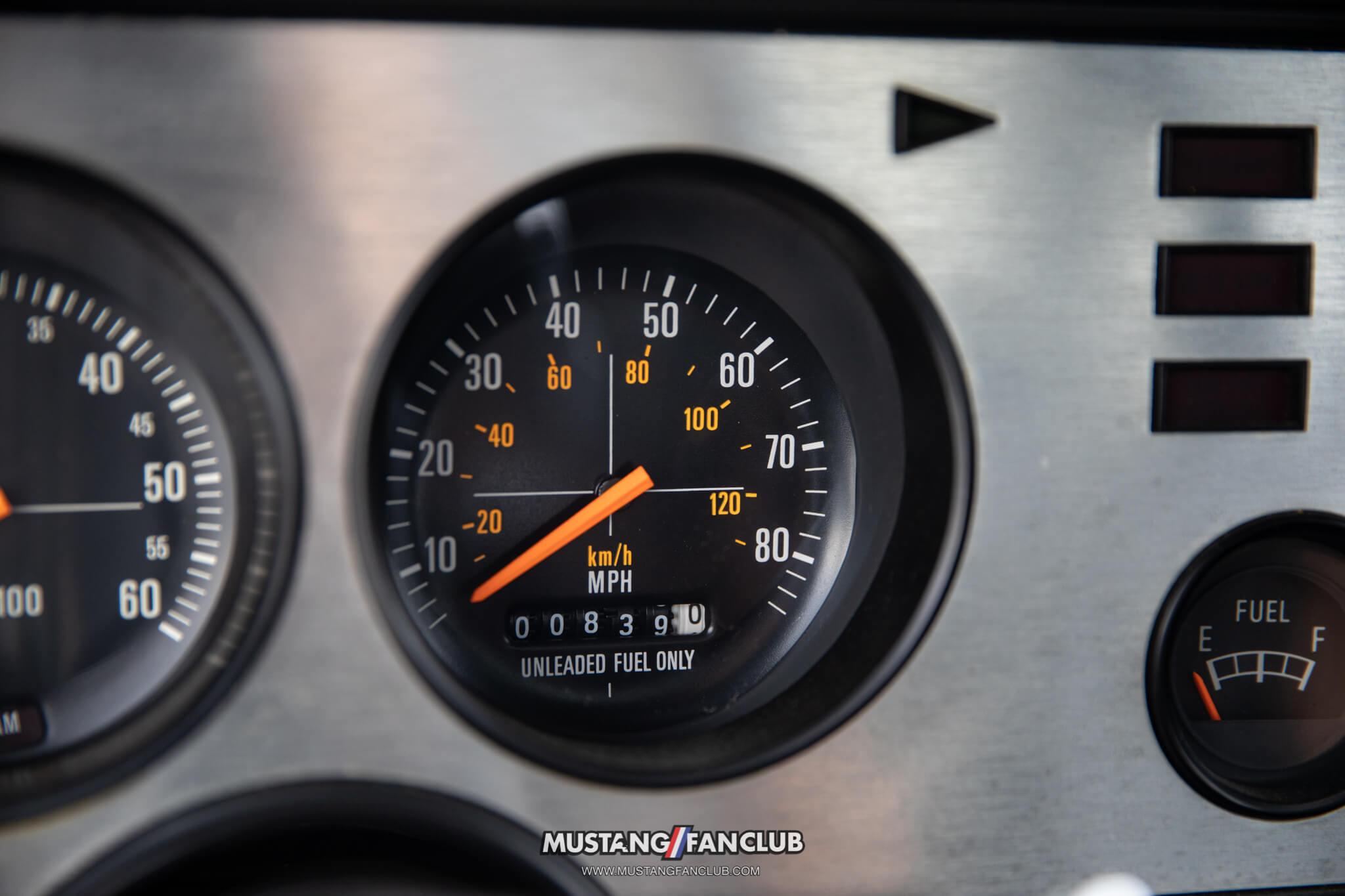 Mustang ii Monroe Handler