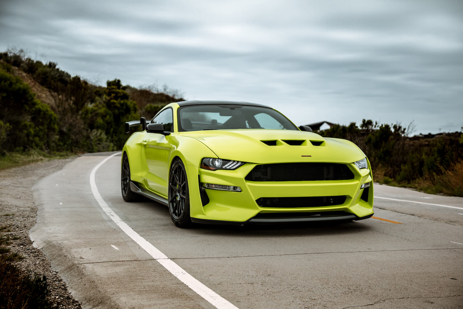 The Revenge GT from Peregrine Automotive