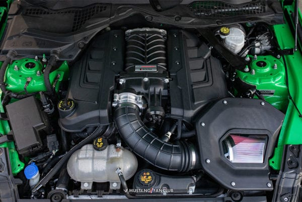 UPR Oil Catch Can ROUSH Supercharger ROUSHcharged